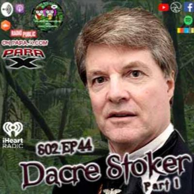 S02 EP44 PART 1 Dacre Stoker w/ E.P.G.P.