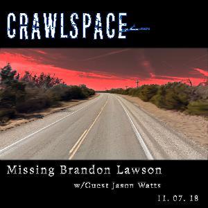 LAWSON - 1 - Brandon Lawson's Disappearance