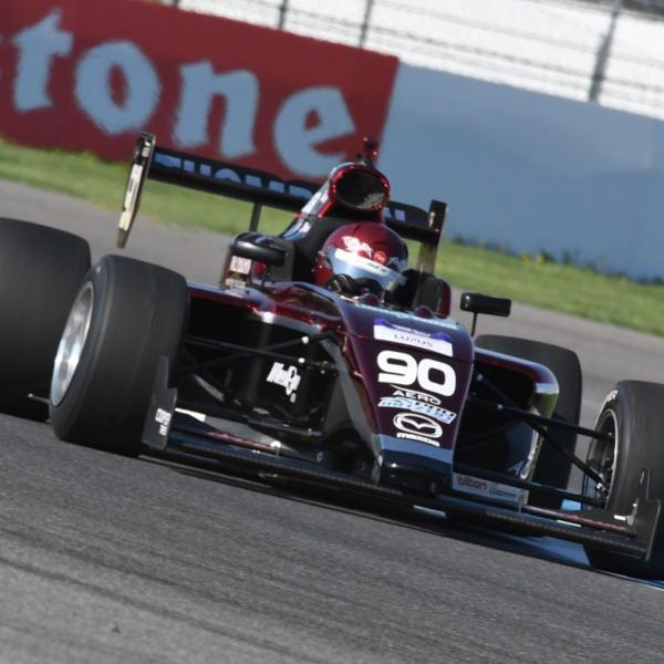 Road to Indy Spotlight with Parker Thompson