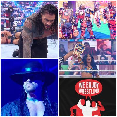 Ep 142 - Goodbye Darkness, My Old Friend (NXT, SmackDown & Survivor Series 2020 Recap)