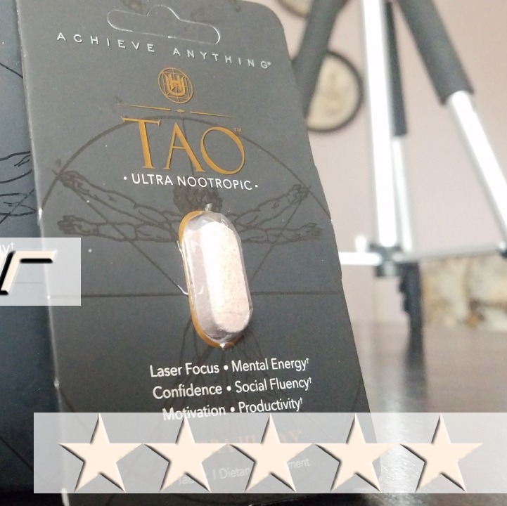 Tao Ultra Nootropic [Biohacker Review] A Sublime Nootropic Stack with Style!