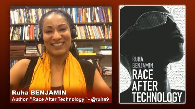 Triangulation 418: Ruha Benjamin: Race After Technology