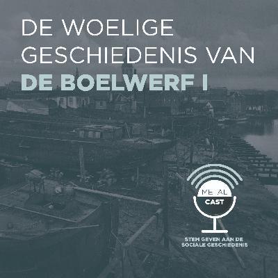 De woelige geschiedenis van de Boelwerf, deel 1: van de hoogdagen tot de crisis in de jaren '80