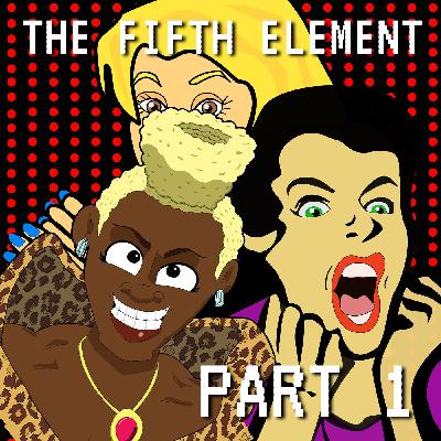 The Fifth Element Part 1: Steampunk Goomba Duck Babies In Space