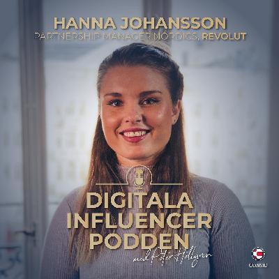 61. Att (Revolut)ionera FinTech-branschen | Hanna Johansson, Partnership Manager Nordics på Revolut