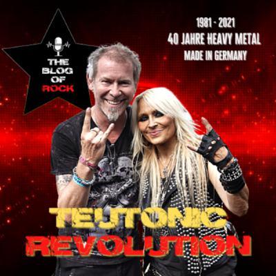 """TEUTONIC REVOLUTION - DORO-Special Teil 1: Die """"Queen Of Metal"""" über Begegnungen mit ihren männlichen Kollegen"""