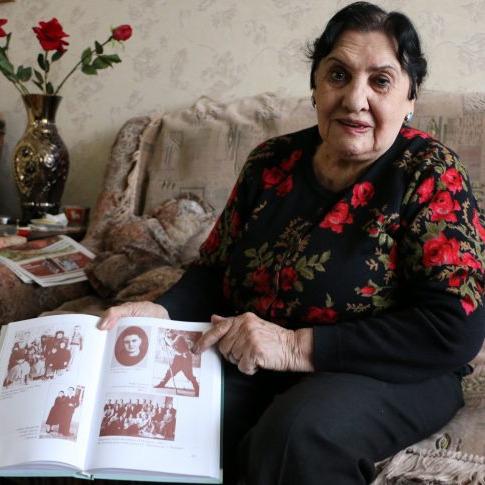 Культура кримських татар в обличчях. Ремзіє Баккал