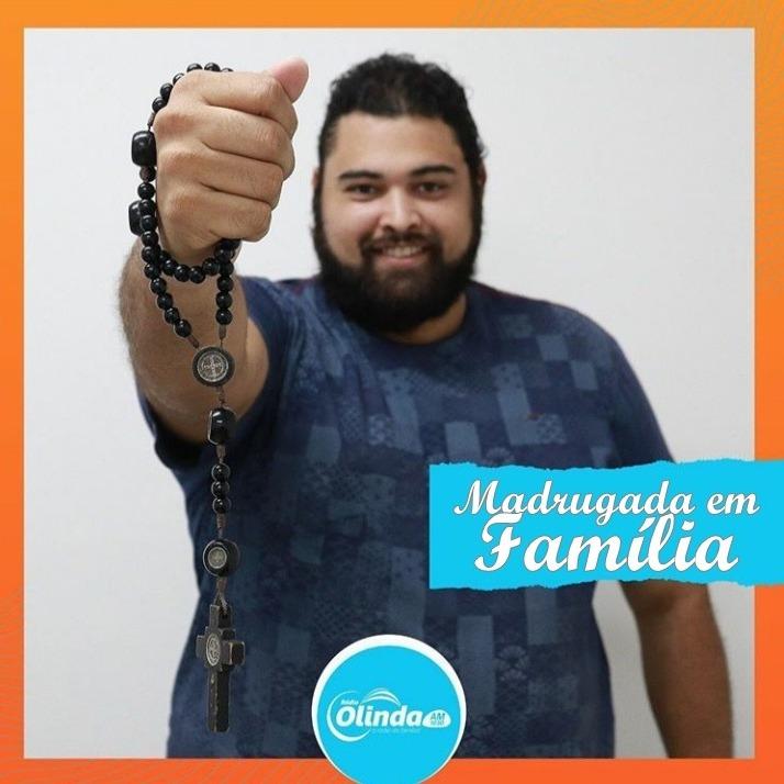MENSAGEM INICIAL - SOMOS NASCIDOS PARA GRANDES CONQUISTAS - MADRUGADA EM FAMÍLIA - 14.05.21 - SEXTA