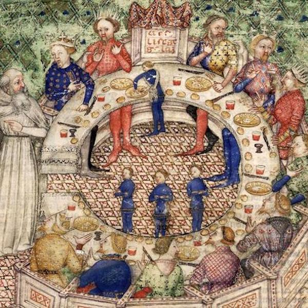 King Arthur's Cookbook: A Handy Manual for Medieval Feasting