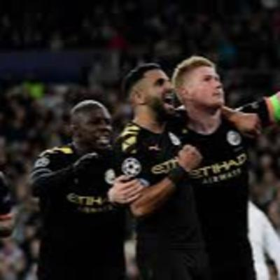 Manchester City stun Madrid at Bernabeu in Champions League