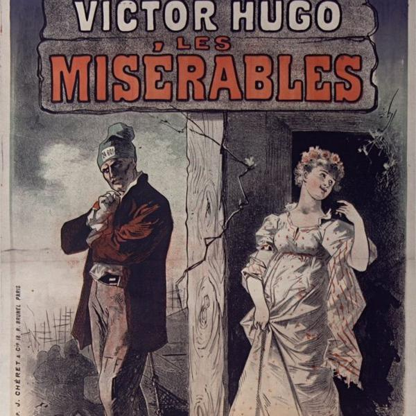 Les Miserables - Victor Hugo - Mercury Theatre of the Air - Orson Welles - Complete 7 Episode Story