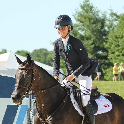 #130 Shelby Brost Interview with Canadian Eventing Rising Star