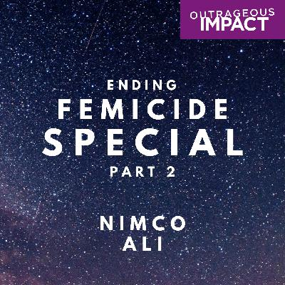 Ending Femicide - Nimco Ali on tackling female genital mutilation