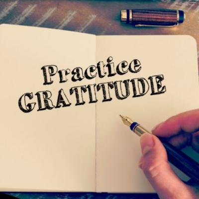 Living in Gratitude and Thanksgiving