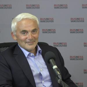 Business titan turn philanthropist with Frank Giustra