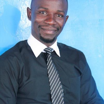 "Enos Magaga ""I am passionate about Education..."