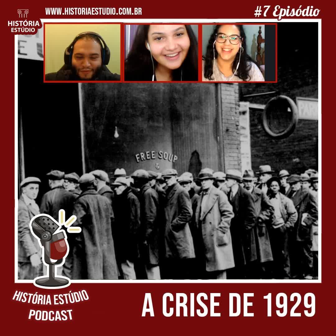 # 7 - A Crise de 1929