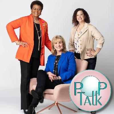 Near Death Accident on POP Talk with Four Women of God