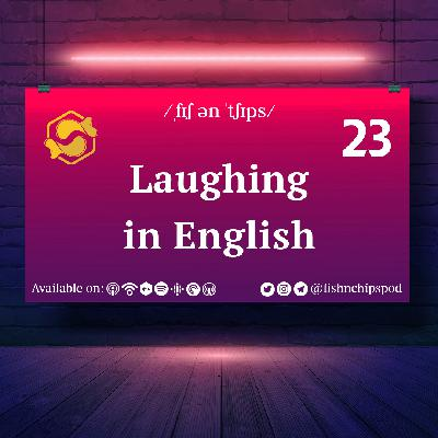 Laughing in English