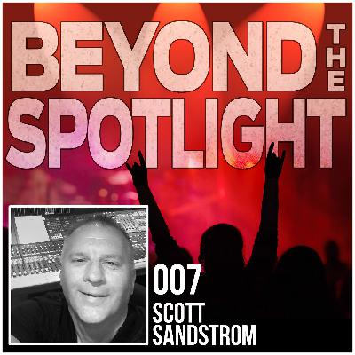 Ep. 007: Scott Sandstrom - TV Sports Audio Engineer