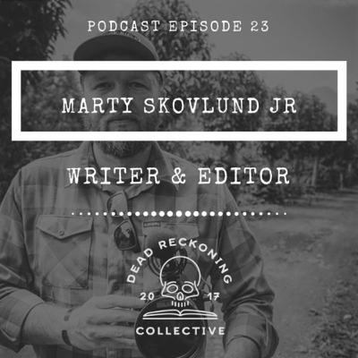 DRC23: Marty Skovlund [Coffee or Die]