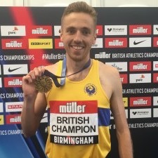 Neil Gourley - His Road to Doha World Athletics Championships 2019