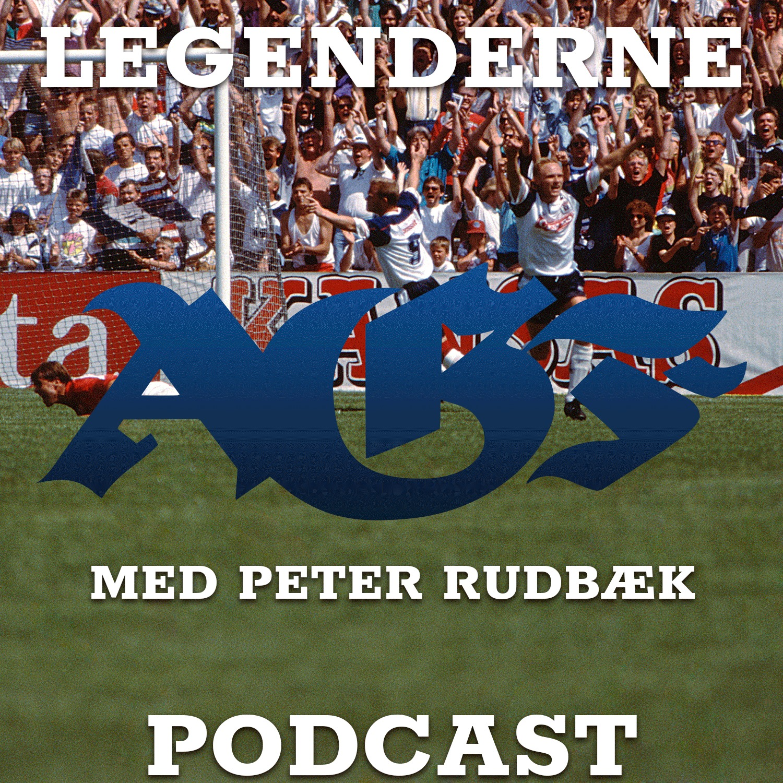 AGF Legenderne - Peter Rudbæk