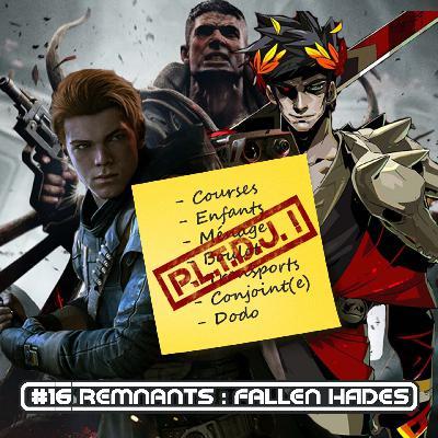 Remnants : Fallen Hades