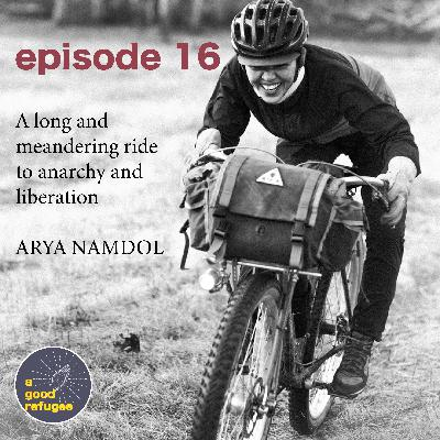 A long and meandering ride to anarchy and liberation - Arya Namdol (104 mins)