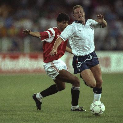REVISITED - Gibbo's corner:  Paul Gascoigne -  England's greatest ever?