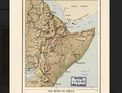 1400: 1/2: War-warning for the Horn of Africa and the Red Sea–Mediterranean Gregory Copley, Defense & Foreign Affairs