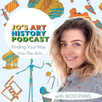 25. Finding Your Way Into The Arts with Nico Paws