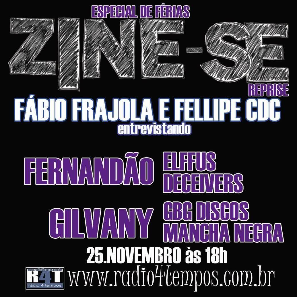 Rádio 4 Tempos - Zine-se 77