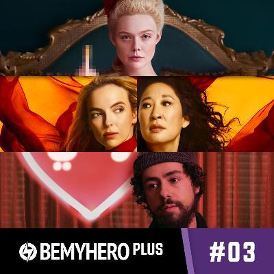 Be My Hero PLUS #03: Najlepsze seriale 2020 roku (jak do tej pory)