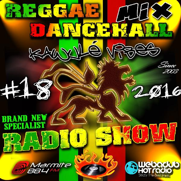 19 03 16 Reggae Dancehall Brand new Riddim Mix Kawulé vibes