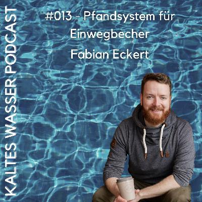 #013 Pfandsystem für Einwegbecher (Fabian Eckert | RECUP und REBOWL)