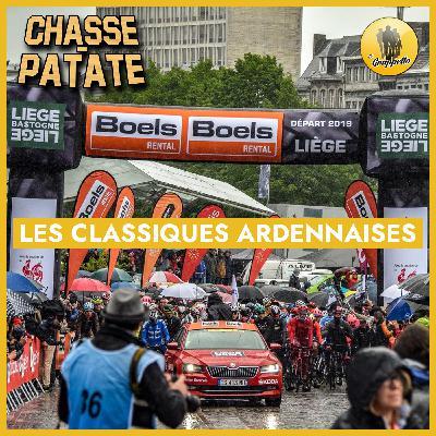 Chasse-Patate #8 – Alaphilippe maître du Mur, Pogacar vainqueur à Liège