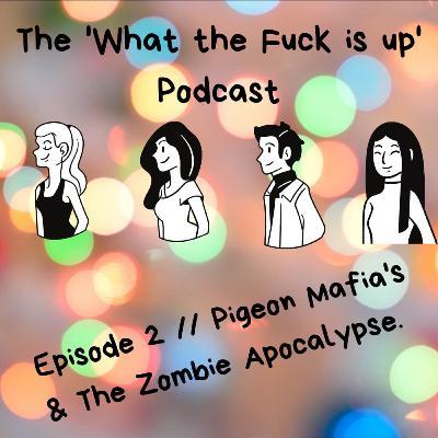 Episode 2 // Pigeon Mafia's & The Zombie Apocalypse!