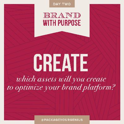 PYG 141: What assets do you need to create to optimize your brand?