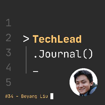 #34 - Improving Developers' Productivity with Universal Code Search and Sourcegraph - Beyang Liu