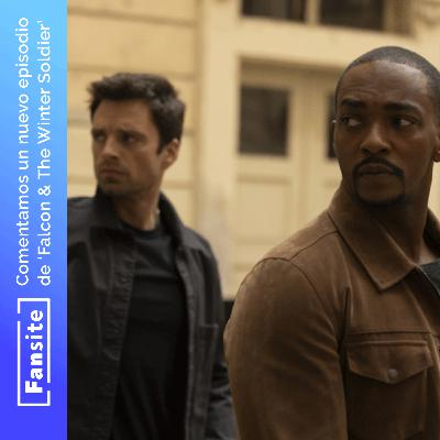#EspecialFS - Comentamos Falcon & The Winter Soldier con Spoilers (Ep 1 y 2)