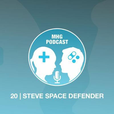 20 : Steve Space Defender