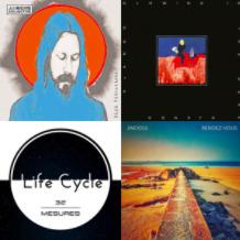 Top 10 des sorties d'albums du 12/02/21 pop/folk/rock/electro/jazz/funk/soul #122
