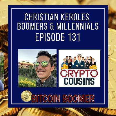 Talking Bitcoin While Under Lockdown - Christian Keroles