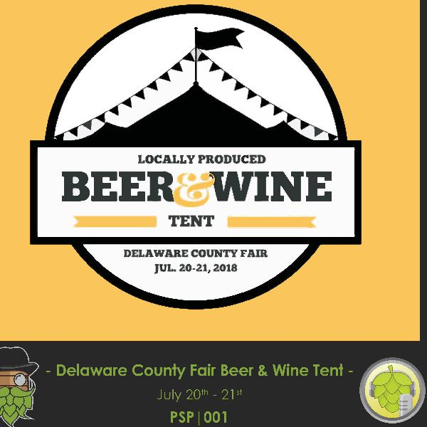 PSP001: 2018 Delaware County Fair Beer and Wine Tent