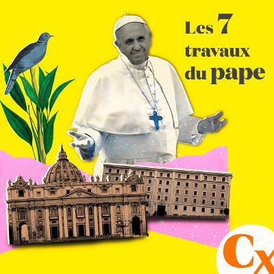 """Bande-annonce """"Les sept travaux du pape François"""" - nouveau podcast à découvrir"""