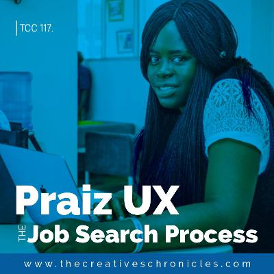 Praiz UX - The Job Search Process