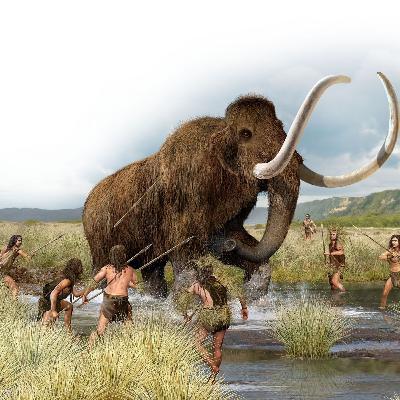 Hunting Mammoths: Past, Present, Future