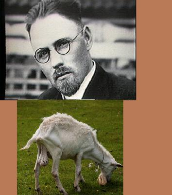 Episode 25: (John R Brinkley:  The Quack Goat Testicle Doctor)