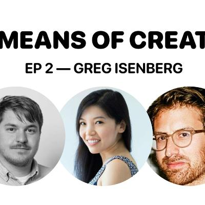 #2 —Greg Isenberg, founder of Islands and Late Checkout